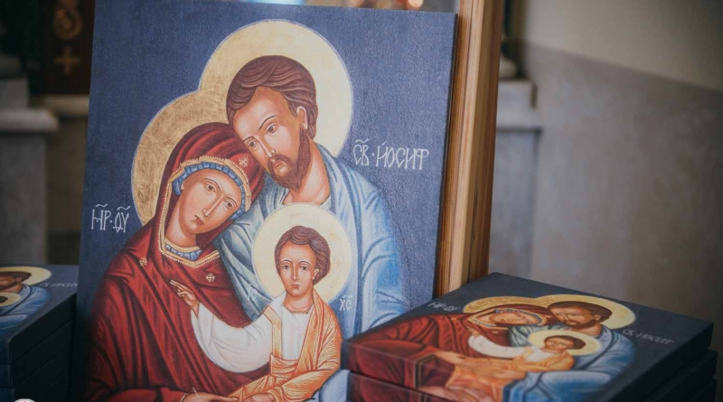 Зародження нової парафіяльної спільноти «Родина для родин» (фото)