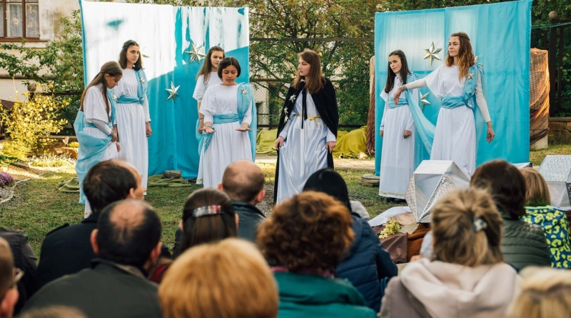 Фото ювілею служіння сестер-салезіянок в Україні