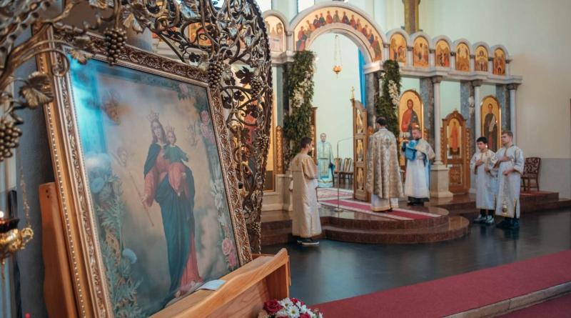 Фото з свята Богородиці Помічниці християн