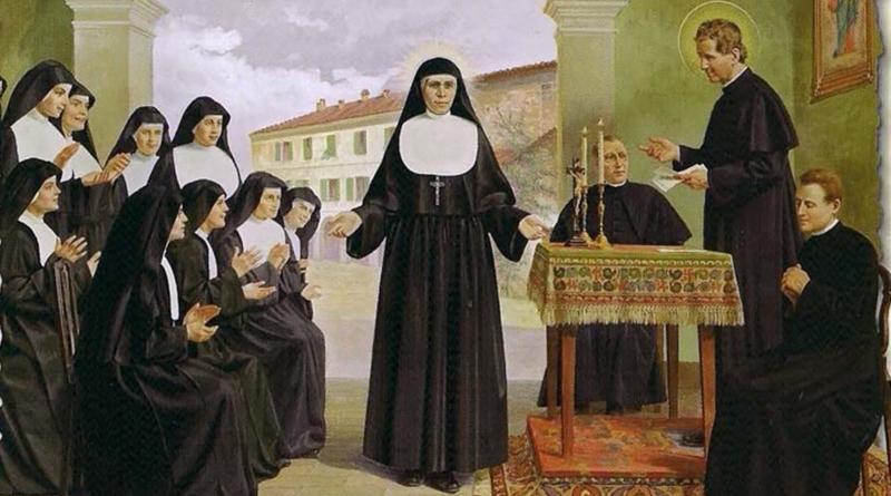 Свято засновниці Згромадження сестер-салезіянок св. Марії Доменіки Мадзарелло