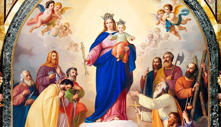 Програма святкування на честь Марії Помічниці християн
