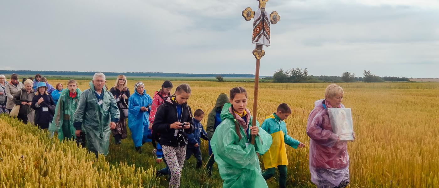 Проща до Новосілки: історія святого місця