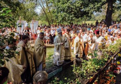 Храмовий празник у Новосілці