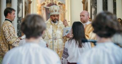 Перші монаші обіти у Згромадженні сестер Салезіянок