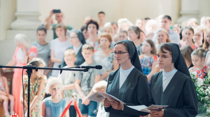 Перші монаші обіти у фото