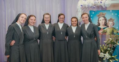 Сестри Салезіянки запрошують дівчат на реколекції!