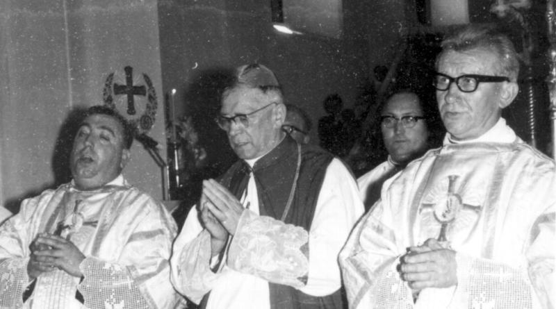 Святкова програма з нагоди беатифікації о. Титуса Земана