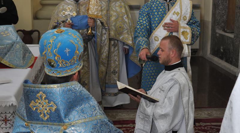 Священичі свячення о. Романа Боднара