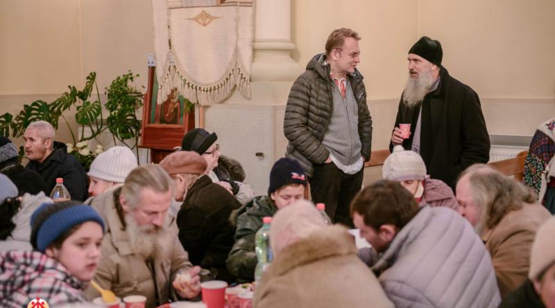 Святкування Різдва Христового у парафії Покрови