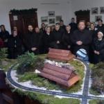 Монаша коляда у Василіянському монастирі в Брюховичах