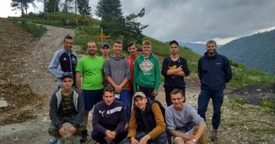 У Коростові відбувся духовно-відпочинковий табір для студентів МНЦ