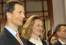 Візит спадкоємних принца та принцеси Ліхтенштейну до РД «Покрова»
