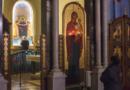 Храмовий празник Покрову Пресвятої Богородиці у фотографіях.