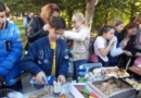 У гімназії Шептицьких відбувся благодійний ярмарок солодощів