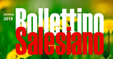"""Bollettino Salesiano"" за квітень"