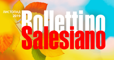 Bollettino Salesiano за листопад