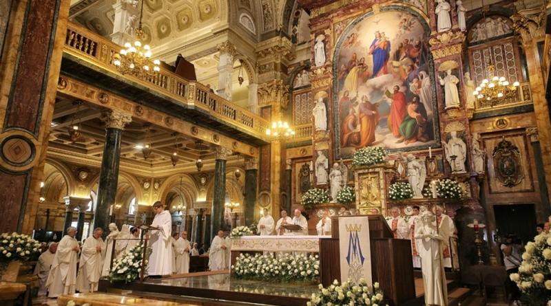Свято Марії Помічниці християн ОНЛАЙН з ТУРИНУ