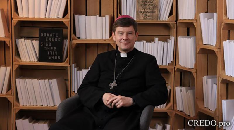 Єпископ Віталій Кривицький: вважав, що храм — це місце з запахом нафталіну, і думав, що це не для мене