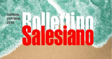 Bollettino Salesiano за липень – серпень