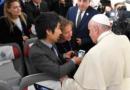 Папа до католицьких журналістів: Потрібні медіа, що будують мости й захищають життя