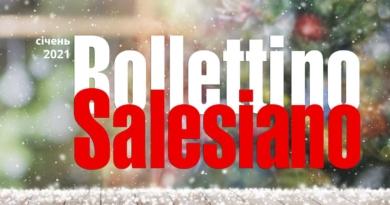Bollettino Salesiano за січень 2021