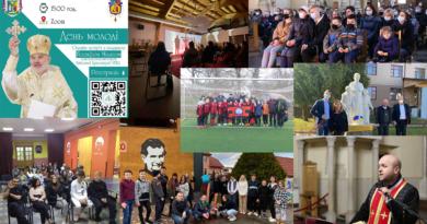Події з життя салезіянських осередків за 19.04 – 25.04