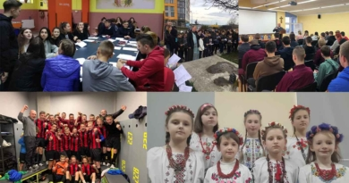 Події з життя салезіянських осередків за 03.05 – 09.05