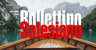 Bollettino Salesiano за червень 2021