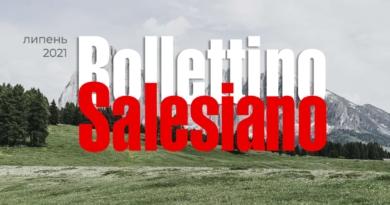 Bollettino Salesiano за липень 2021