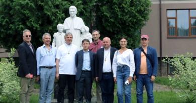 Надзвичайний і Повноважний Посол Італійської Республіки в Україні П'єр Франческо Дзадзо відвідав Професійний Центр св. Івана Боско