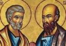 СВЯТО СВЯТИХ ВЕРХОВНИХ АПОСТОЛІВ ПЕТРА І ПАВЛА