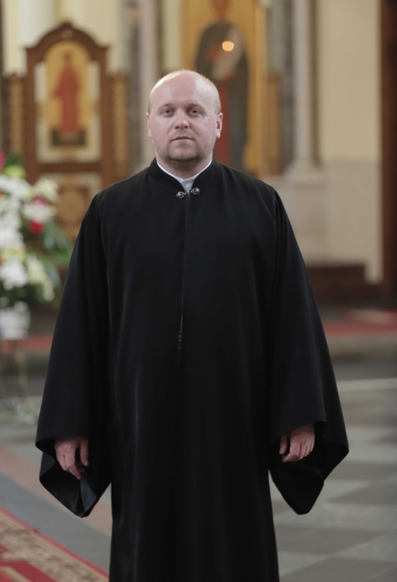 Вікарій отець Андрій